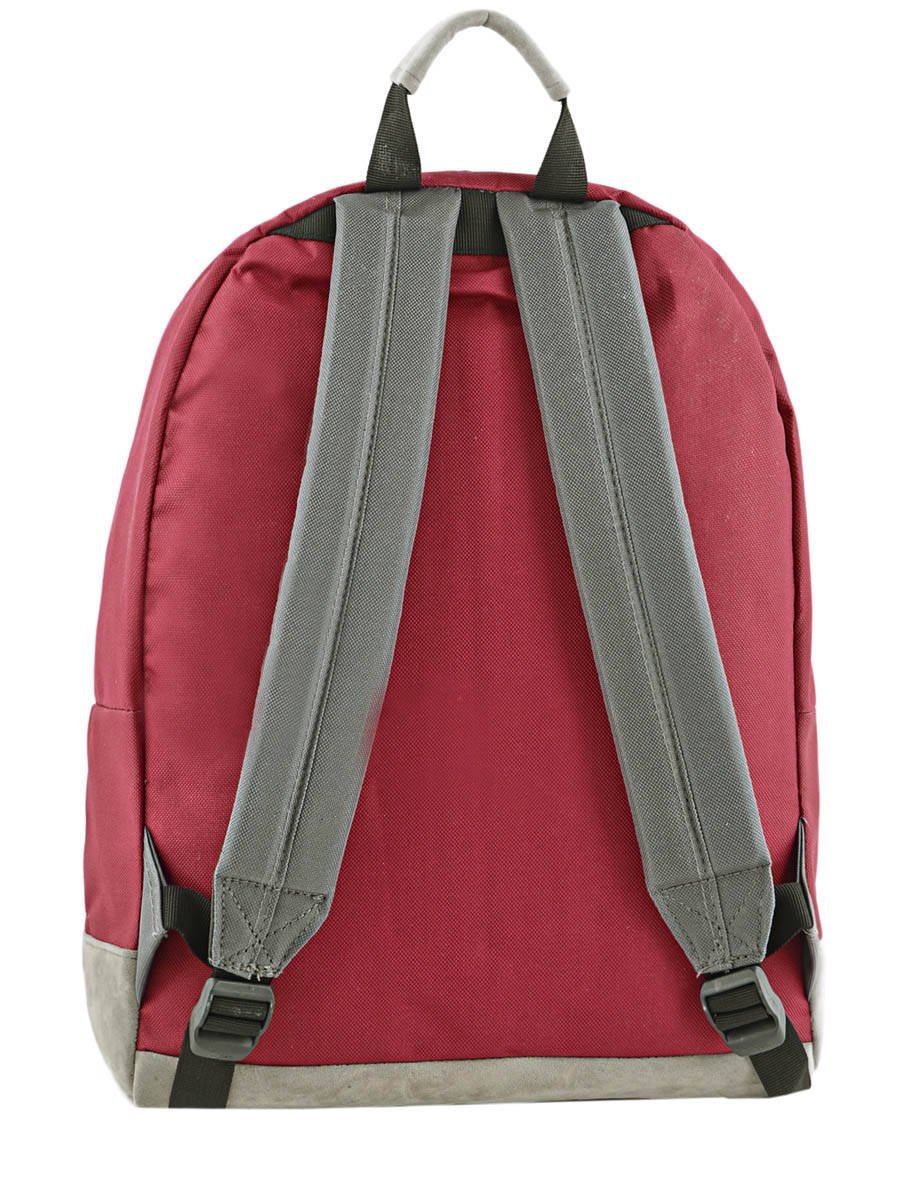 8bf47fe9e56 ... Rugzak 1 Compartiment Mi pac Rood bagpack 740002 ander zicht 5 ...