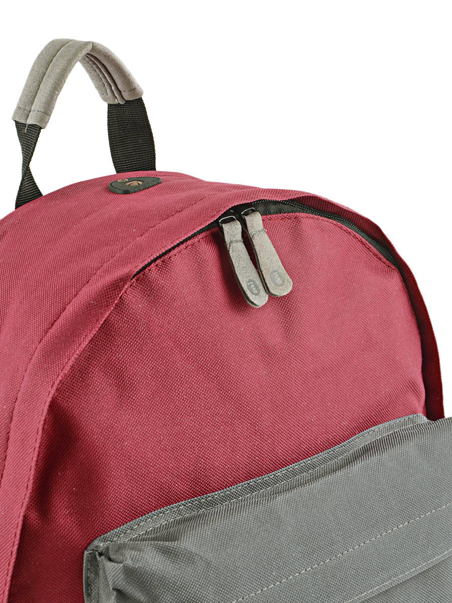 3089ab6c840 ... Rugzak 1 Compartiment Mi pac Rood bagpack 740002 ander zicht 1 ...