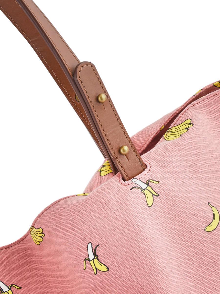 c16d4d2c3c ... Handtas Clea Bags Petite mendigote Roze clea bags CLEA-CL ander zicht 1  ...