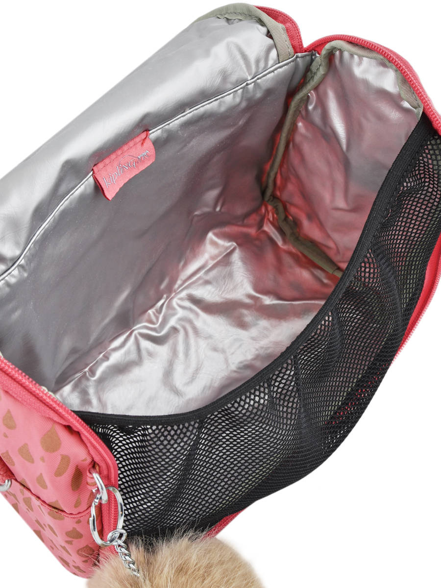 44d725ac9db Lunchtas 1 Compartiment Kipling Roze back to school 15289 ander zicht 4 ...