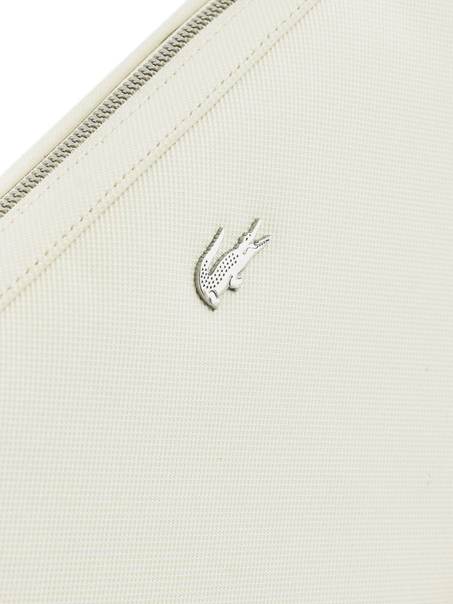 ... Cross Body Tas Daily Classic Lacoste Wit daily classic NF2771DC ander  zicht 1 ... 49c44df901