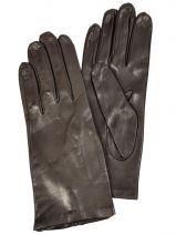 Handschoenen Omega Bruin soie 000PW