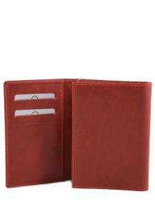 Papierhouder Leder Etrier Rood dakar 200024-vue-porte