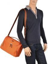Beauty Case Soepel Jump Oranje nice 6568-vue-porte