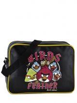 Cross Body Tas Angry birds Zwart agr AGR25354