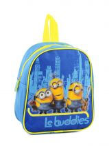 Rugzak 1 Compartiment Minions Geel le buddies 56924ASF