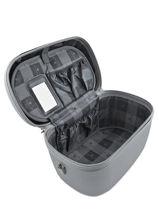 Beauty Case Snowball Zilver robust lite 31935-vue-porte