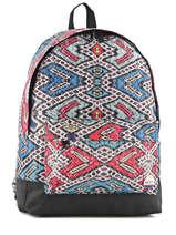Rugzak 1 Compartiment Roxy Veelkleurig backpack RJBP3406