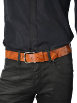 Riem Cowboysbag Bruin cowboys belt 43094-vue-porte