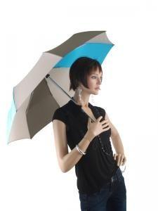 Paraplu Esprit Zwart easymatic 3 52500-vue-porte