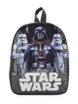 Rugzak Mini Star wars Zwart basic AST4093