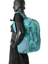 Rugzak Dakine Blauw girl packs 1001439W-vue-porte