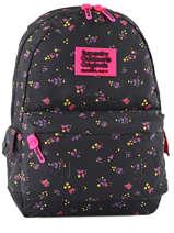 Rugzak 1 Compartiment Superdry Zwart backpack woomen G91001NP