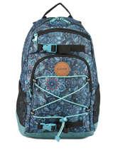 Rugzak 1 Compartiment Dakine Blauw girl packs 8210-105