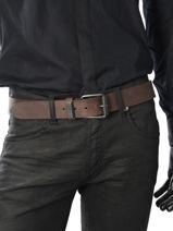 Riem Redskins Bruin belt REDAIR-vue-porte