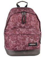 Rugzak 1 Compartiment Eastpak Rood pbg authentic PBGK811