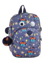 Mini Rugzak Kipling Blauw back to school 253