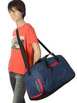 Reistas Voor Cabine Luggage Quiksilver Zwart luggage QYBL3152-vue-porte