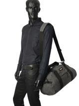 Reistas Voor Cabine Authentic Luggage Eastpak Zwart authentic luggage K735-vue-porte