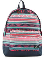 Rugzak 1 Compartiment Roxy Zwart back to school RJBP3728