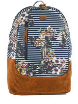 Rugzak 1 Compartiment Roxy Zwart back to school RJBP3740