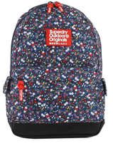 Rugzak 1 Compartiment Superdry Zwart backpack woomen G91008NQ