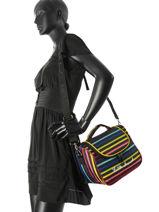 Beauty Case Little marcel Veelkleurig lm luggage 8891-vue-porte