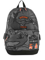 Rugzak 1 Compartiment Superdry Grijs backpack men M91005JR