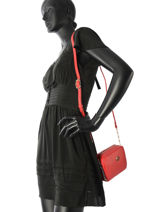 Cross Body Tas Th Buckle Tommy hilfiger Rood th buckle AW05551-vue-porte