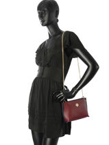 Cross Body Tas Tommy Chain Tommy hilfiger Grijs tommy chain AW05812-vue-porte