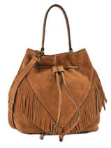 Bucket Bag Cheyenne Etrier Bruin cheyenne ECHE02