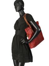 Shoppingtas Noemie Miniprix Rood noemie MD2710-vue-porte