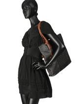 Shoppingtas Noemie Miniprix Zwart noemie MD2710-vue-porte
