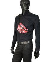 Heuptasje Springer Andy Warhol Eastpak Zwart andy warhol K074AND-vue-porte