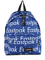 Rugzak 1 Compartiment A4 Formaat Eastpak Zwart authentic 620