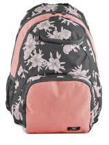 Rugzak 2 Compartimenten Roxy Zwart backpack RJBP3884