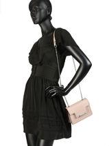 Cross Body Tas Couture Miniprix Roze couture R1506-vue-porte