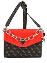 Cross Body Tas Maddy Guess Bruin maddy SG729121