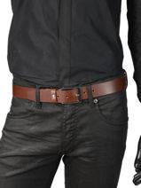 Riem Tommy hilfiger Zwart belt AM04080-vue-porte