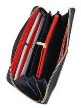 Portefeuille Th Core Tommy hilfiger Zwart th core AW06500-vue-porte