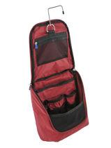 Toiletzak Travel Pal Samsonite Rood accessoires C01073-vue-porte