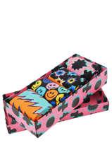 Cadeaukoffer Happy socks Zwart pack XFST09