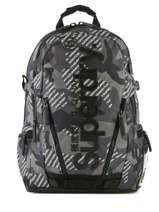 Rugzak 2 Compartimenten Superdry Grijs backpack men M91007MT