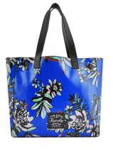 Shoppingtas Elaina Print Superdry Blauw women bags G91107MT