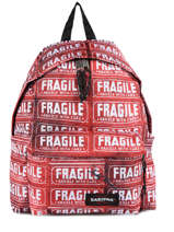 Rugzak Padded Andy Eastpak Zwart andy warhol K620AND