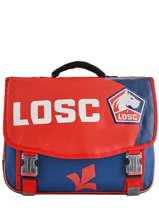 Boekentas Losc lille Blauw los 193L203S