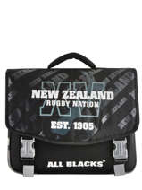 Boekentas All blacks Zwart we are 193A203S