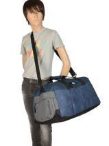 Reistas Voor Cabine Luggage Quiksilver Blauw luggage QYBL3176-vue-porte