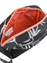 Toiletzak Soepel Roxy Zwart luggage neoprene RJBL3160-vue-porte