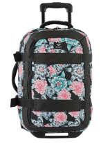 Reistas Voor Cabine Wheelie Roxy Zwart luggage RJBL3167
